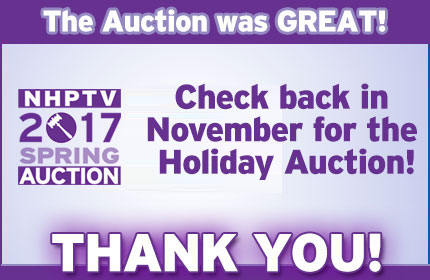 NHPTV Auction Home | Browse, Bid, Win!